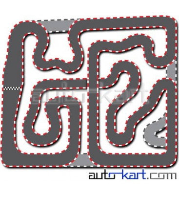 Auto-Kart Racing School - обучение 1 ден