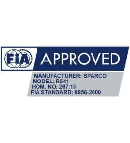 FIA Състезателен гащеризон Sparco VICTORY RS-7