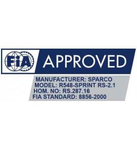 FIA Състезателен гащеризон Sparco SPRINT RS-2.1
