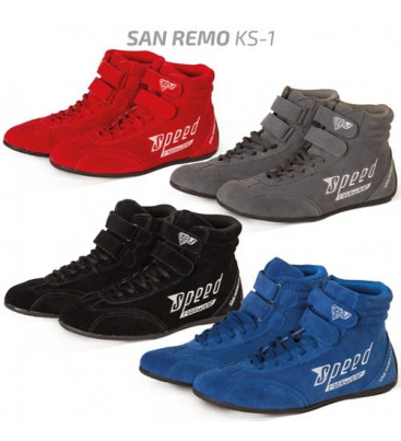 Karting Shoes Speed San Remo KS-1