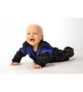 Бебешки състезателен гащеризон