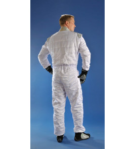 Karting Suit Speed Level 2 White