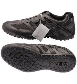 Adidași GEOX SNAKE Slipper Black