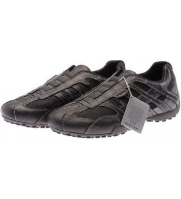Маратонки GEOX SNAKE Slipper Black