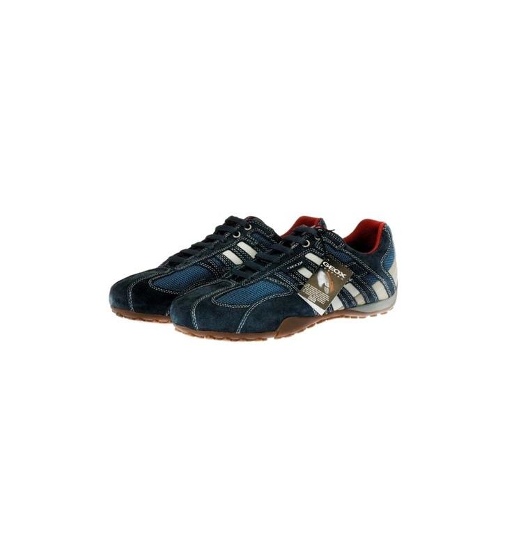 Sneakers GEOX SNAKE grey/blue