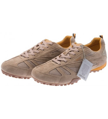 Sneakers GEOX SNAKE beige