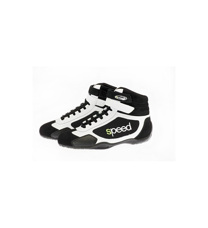 Racing Shoes Speed Standard B/W