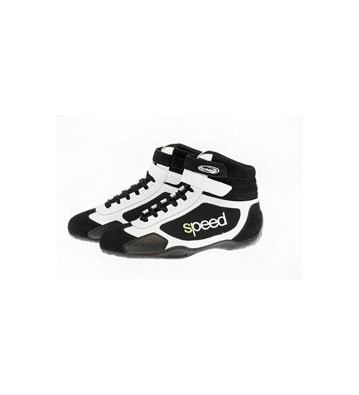 Състезателни обувки Speed Standard B/W