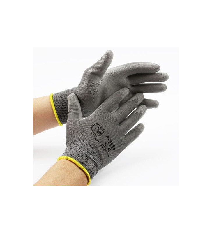 Работни ръкавици полиуретан