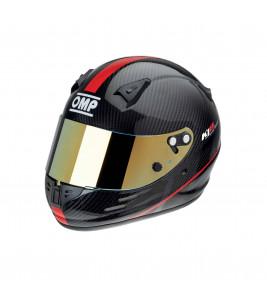 Karting Helmet OMP KJ-8 CARBON CMR