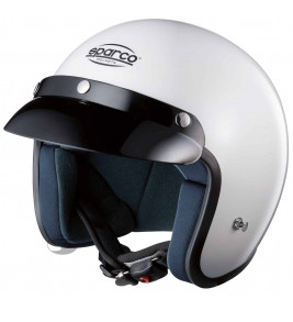 Open Face Helmet Sparco Club J-1