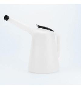 Измервателен съд за смесване на бензин с капак