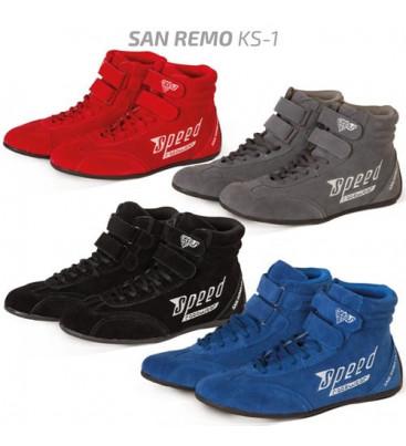 Karting Shoes Speed San Remo KS-1