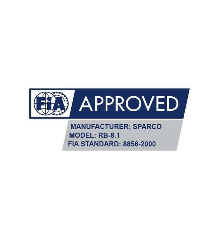 FIA Състезателни обувки Sparco FORMULA RB-8.1