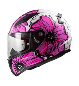 Helmet LS2 POPPIES