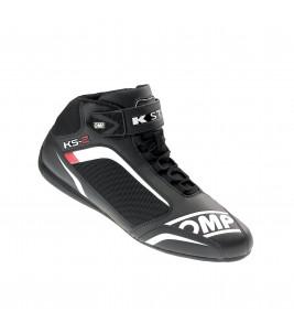 OMP KS-2, картинг обувки