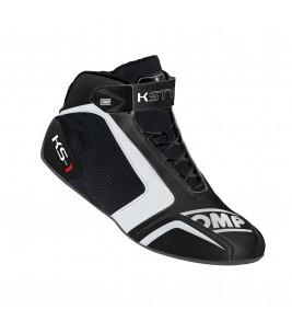 OMP KS-1, картинг обувки