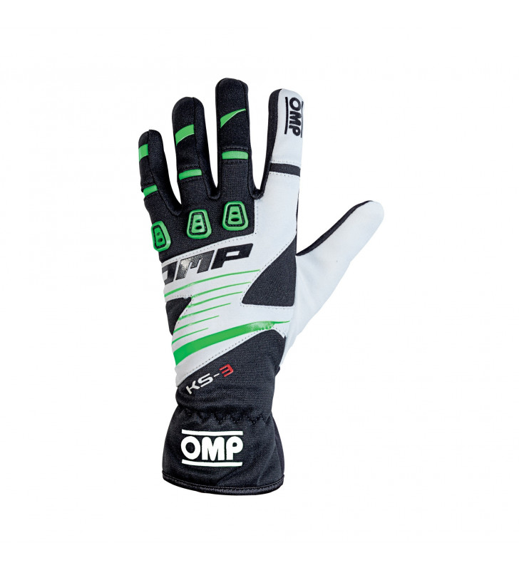 Професионални картинг ръкавици OMP KS-3