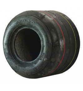 "Duro rental rear tyre 7.1-5"""