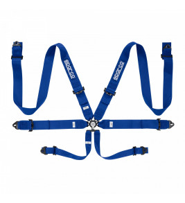 Sparco, 6-point FIA Harness
