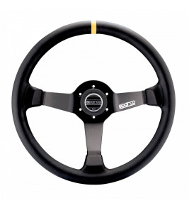 Sparco R345, FIA Racing Suede Steering Wheel