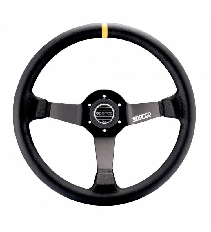 Sparco R325, FIA Racing Suede Steering Wheel