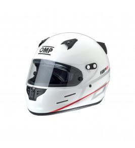 OMP GP 8K, FIA каска