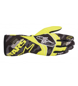 Alpinestars Tech-1 K Race V2 Camo, Картинг ръкавици
