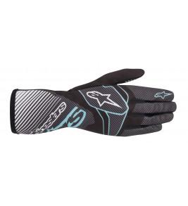 Alpinestars Tech-1 K Race V2 Carbon, Картинг ръкавици