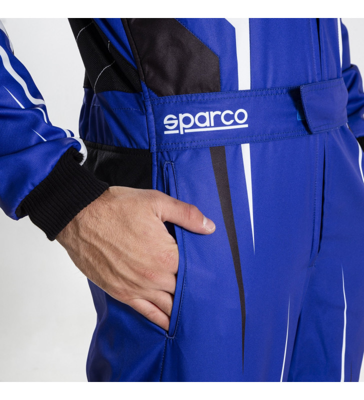 Sparco Prime K, картинг гащеризон
