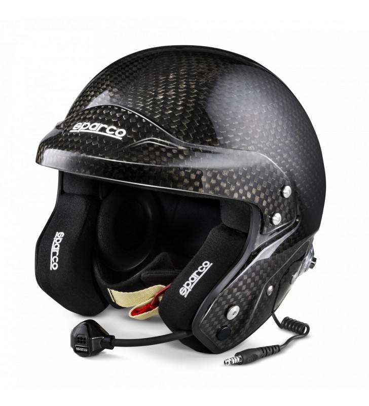 Sparco Prime RJ-9i Supercarbon, FIA Helmet