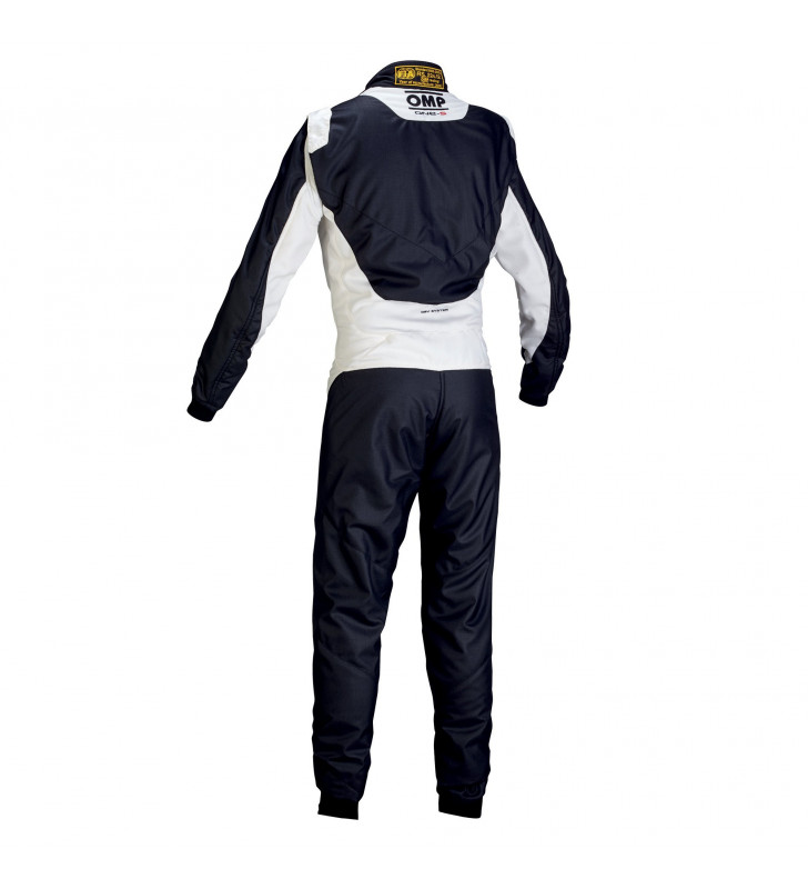 OMP One S My2020, FIA Suit