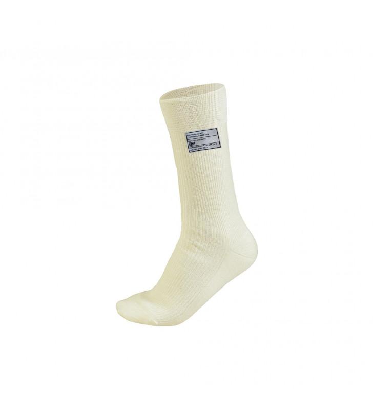 OMP, FIA, чорапи, бели