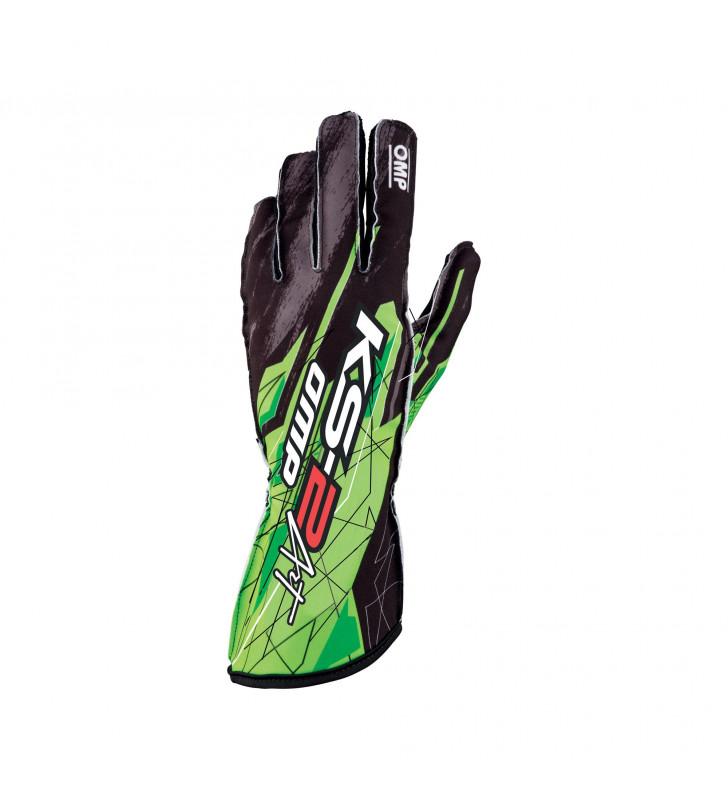 OMP KS-2 Art, Karting Gloves