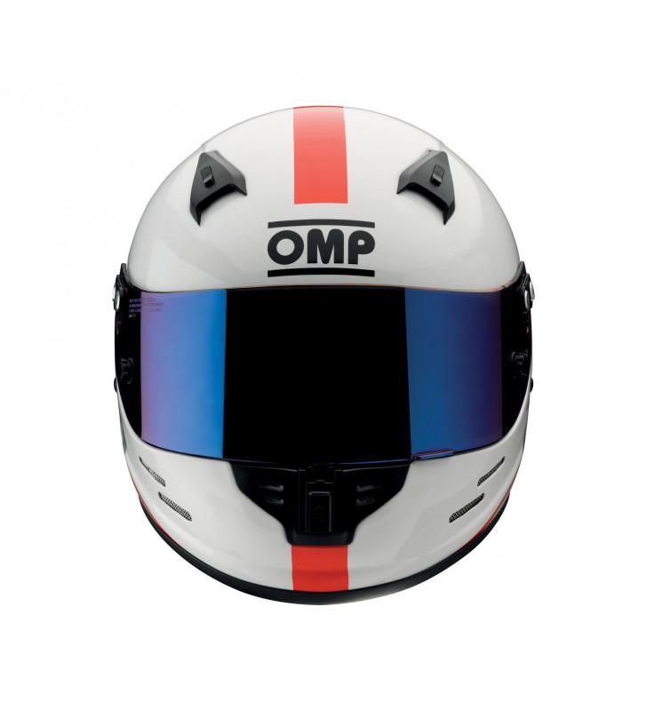 OMP KJ-8 Evo, CMR Helmet