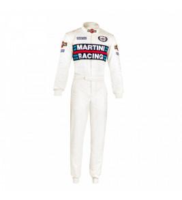 FIA Sparco Martini Racing, Състезателен гащеризон