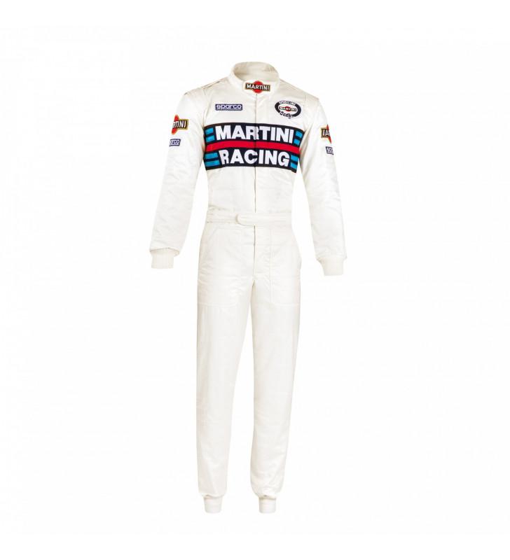 FIA Sparco Martini Racing, Racing Suit