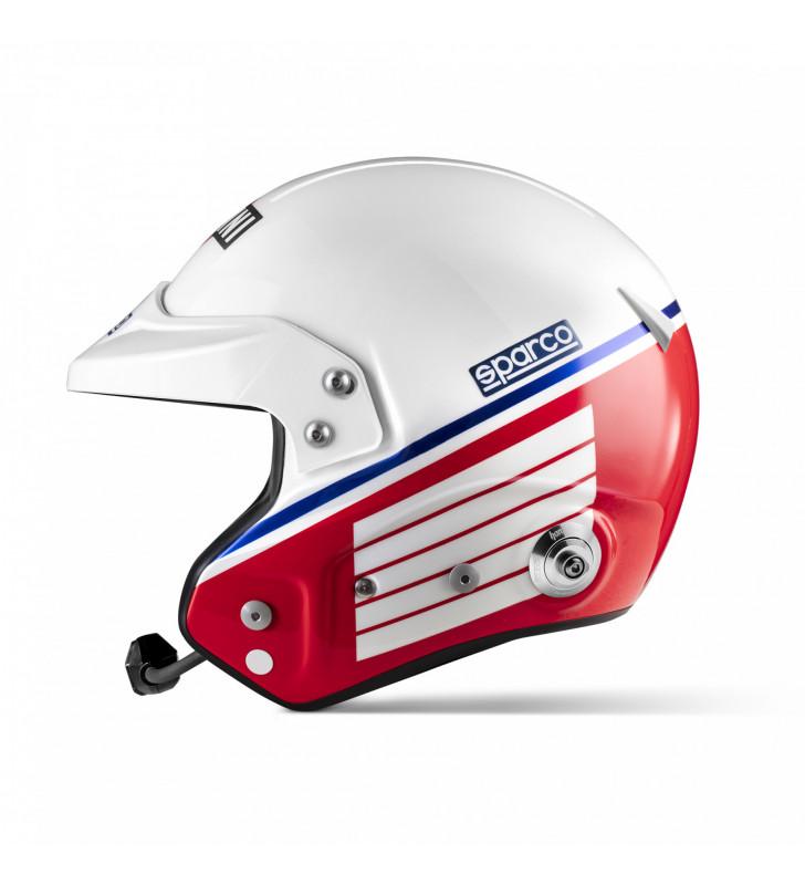 FIA Sparco Air Pro RJ-5i Martini Racing, Отворена състезателна каска, Logo Design