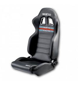 ECE Sparco Sky R100 Martini Racing, Състезателна седалка