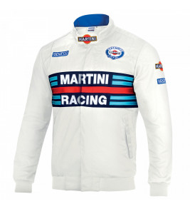 Sparco Bomber Martini Racing, Jacket
