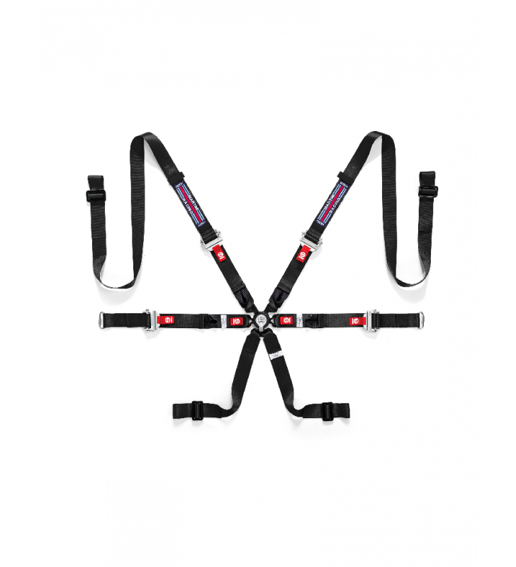 Sparco Martini Racing H-9 Evo 6-Point Harness