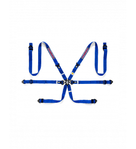 Sparco Martini Racing 04834HPDMR 6-Point Harness
