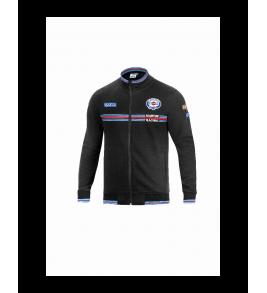 Sparco Martini Racing, Full Zip Hoodie