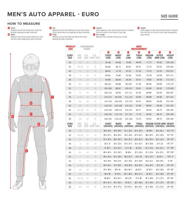 FIA Suit Alpinestars Stratos