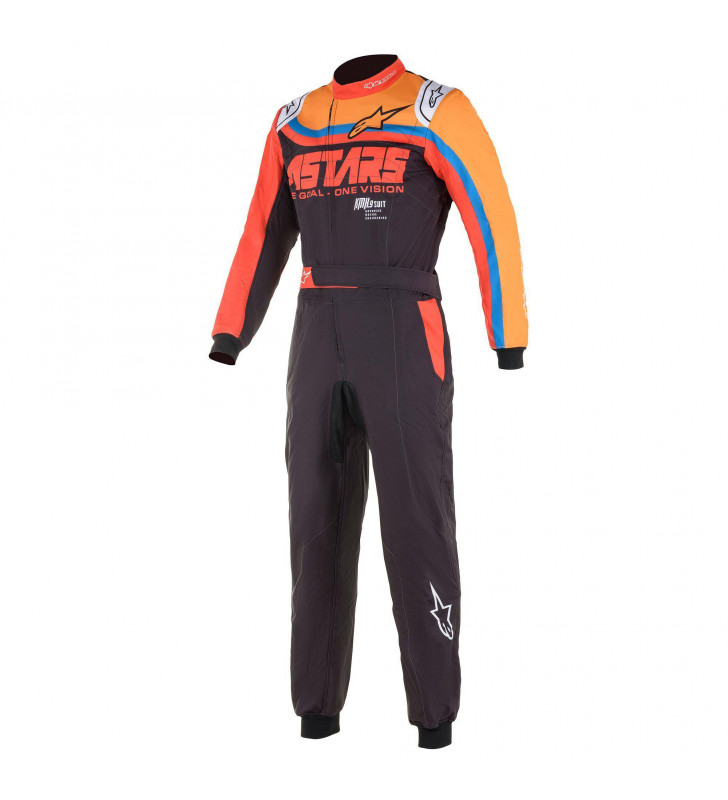 Alpinestars Kmx-9 V2 Graph 2, Karting Suit