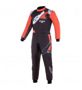 Alpinestars Kmx-9 V2 S Graph 1, Youth Karting Suit