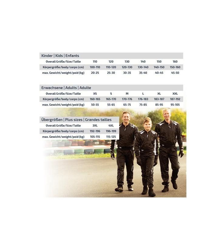 Karting Suit Speed Rental