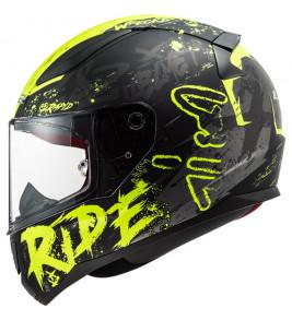 LS2 Naughty, ECE Karting Helmet