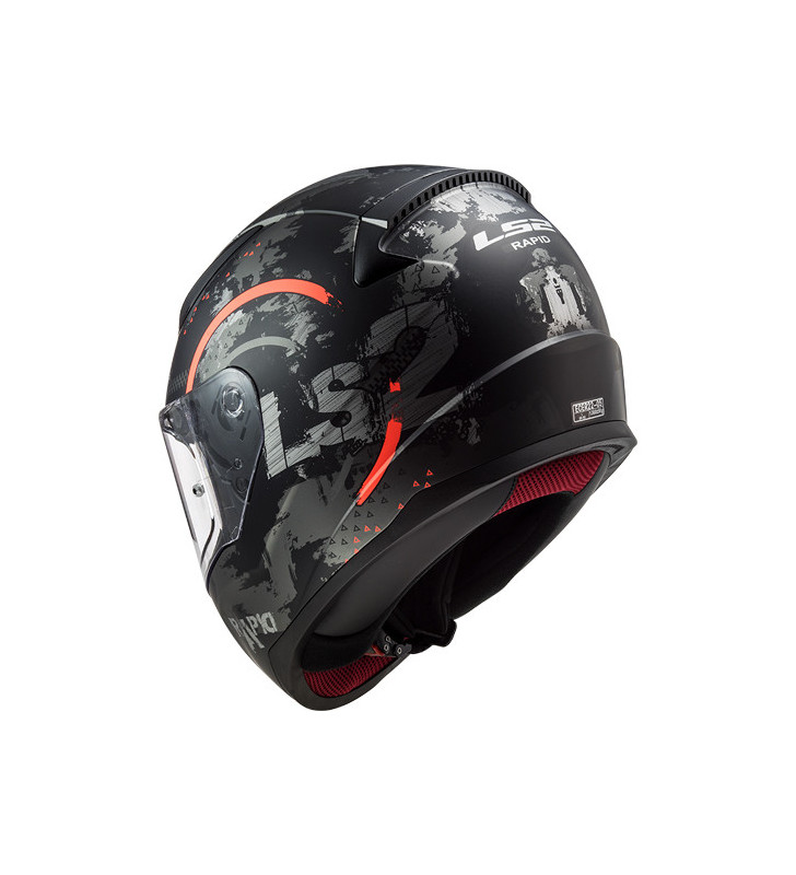 LS2 Circle, ECE Karting Helmet