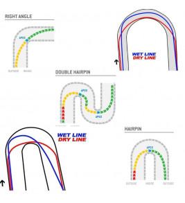 Auto-Kart Racing School - обучение 1 урок